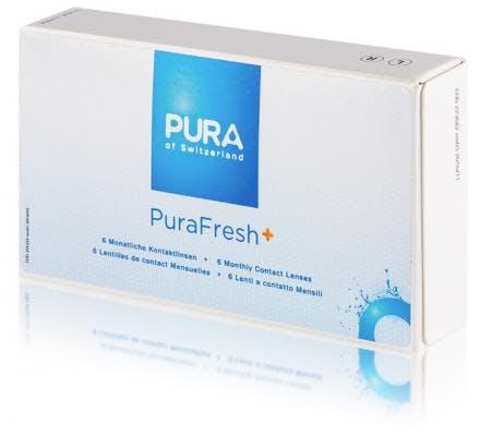 Pura Fresh+ - 6 Monatslinsen