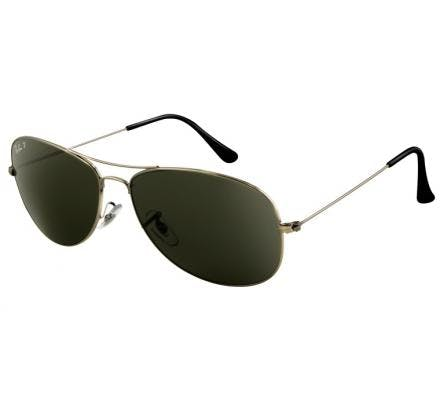 Ray-Ban Cockpit RB3362 - 004-58 Polarized 59-14