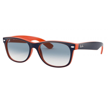 Ray-Ban New Wayfarer RB2132 - 789/3F 52-18
