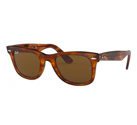 Ray-Ban Original-Wayfarer RB2140 - 954 Brown 50-22