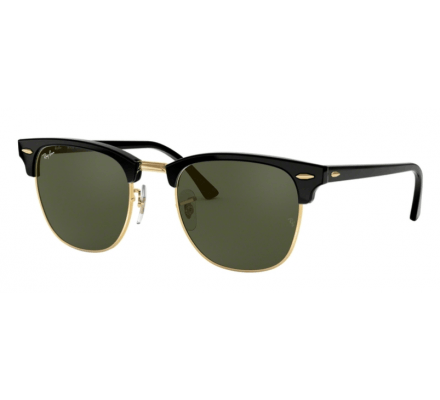 Ray-Ban Clubmaster RB3016 - W0365 Ebony 51-21