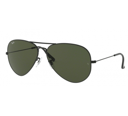 Ray-Ban AVIATOR LARGE METAL II 62-14 RB3026 L2821 Black