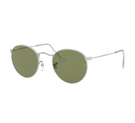 Ray-Ban Round Metal RB3447 - 91984E 53/21
