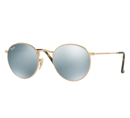 Ray-Ban Round Metal RB3447N - 001/30 50/21