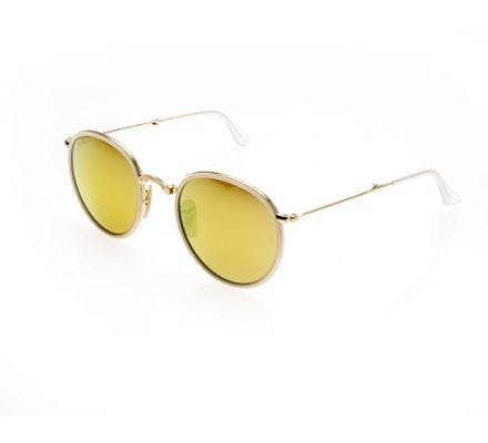 Ray-Ban RB3517 - 001/93 Mirror Gold 51/22