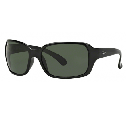 Ray-Ban 60-17 RB4068 601 Black
