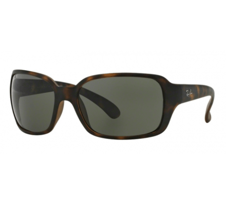 Ray-Ban RB4068 894/58 Matt Havana Polarized 60-17
