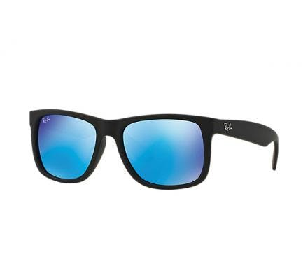 Ray-Ban Justin RB4165 - 622/55 Blue Mirror Multilayer 54-16