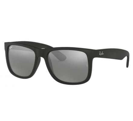 Ray-Ban Justin RB4165 - 622/6G Silver Mirror 51/16