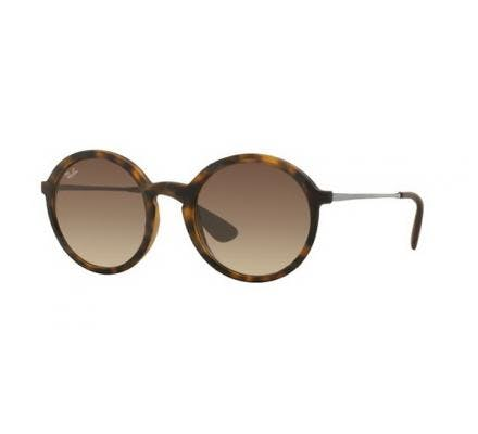Ray-Ban RB4222 - 865/13 Brown Faded 50/21