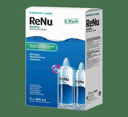 ReNu MultiPlus - 2x360ml inkl. Behälter