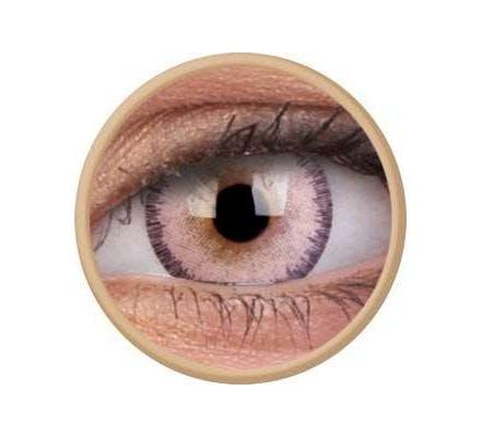 ColourVUE Fizzy Sepia Brown - 2 Kontaktlinsen