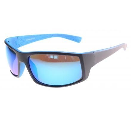 LENSVISION - #SportyZermatt POL - grigio scuro opaco / blu