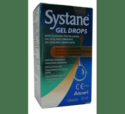 Systane Gel Drops - 10ml Flasche