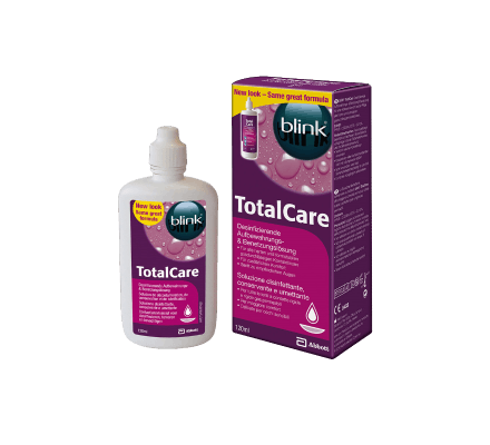 Total Care Désinfection/Stockage 120ml