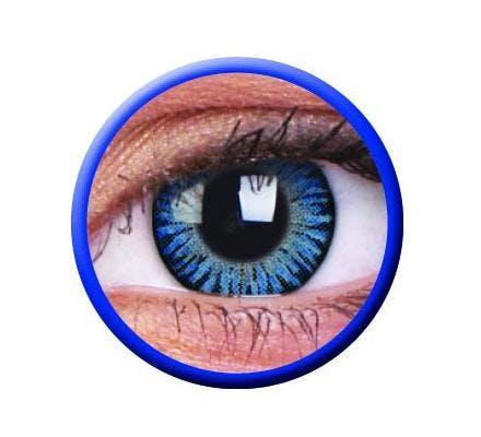 ColourVUE 3 Tones Colored Violet - 2 Kontaktlinsen