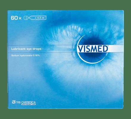 Vismed Augentropfen - 60x0.3ml Ampullen