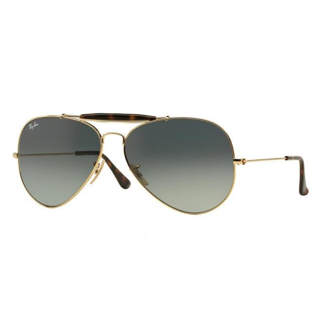 Ray-Ban Outdoorsman II RB3029 - 181/71 62/14