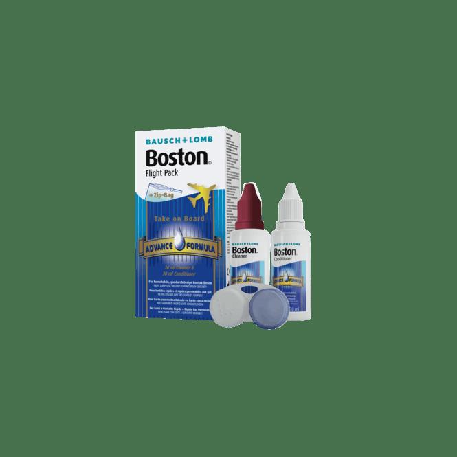 Boston Flight Pack - 1x30ml Reiniger + 1x30ml Aufbewahrung + 1x Behälter