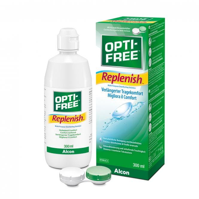 OptiFree RepleniSH - 300ml inkl. Behälter
