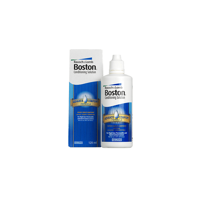 Boston ADVANCE Comfort Formula - 120ml Stoccaggio soluzione