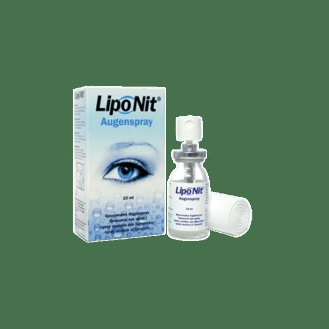 Lipo Nit Lidspray Augenspray - 20ml