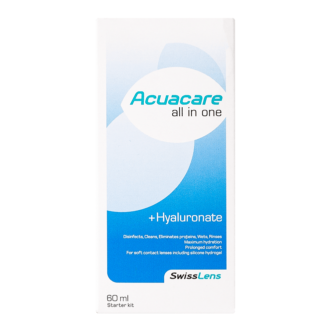 Acuacare All-in-One - 60ml inkl. Behälter
