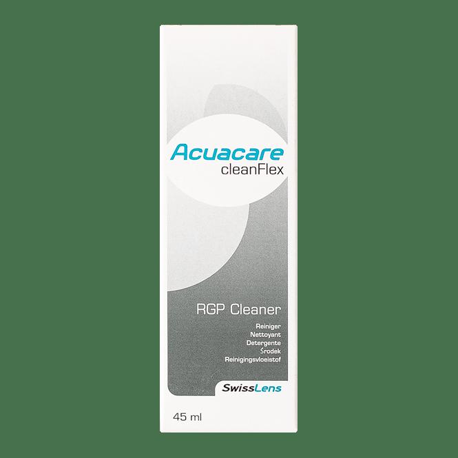 Acuacare CleanFlex RGP Cleaner- 45ml