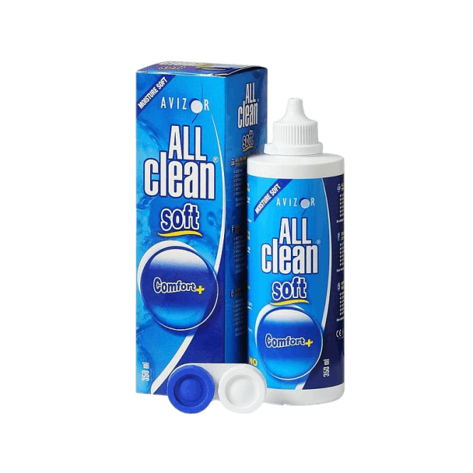 ALL clean soft Comfort+ 350ml  inkl. Behälter