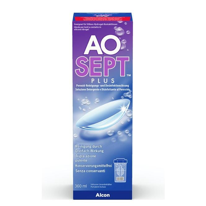 AO Sept Plus - 360ml inkl. Behälter