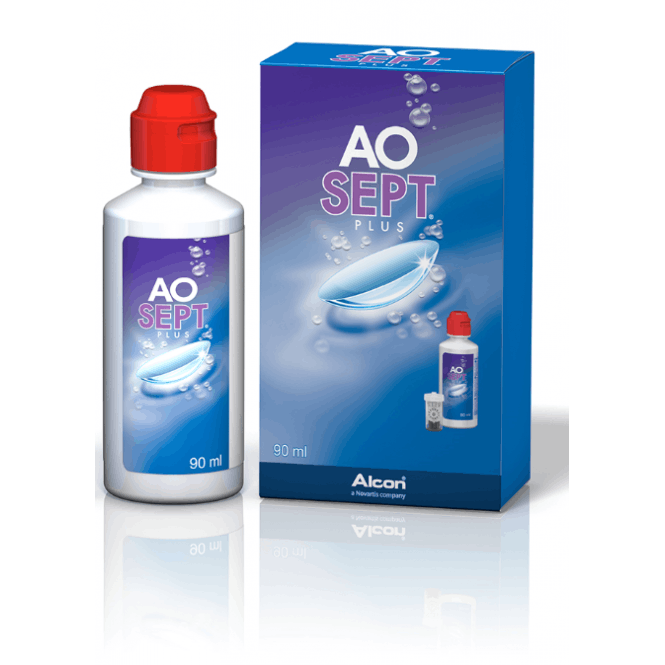 AO Sept Plus Flight Pack - 90ml & Behälter