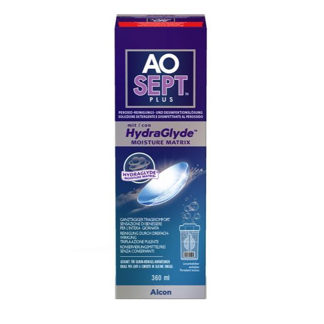AO Sept Plus HydraGlyde - 360ml inkl. Behälter