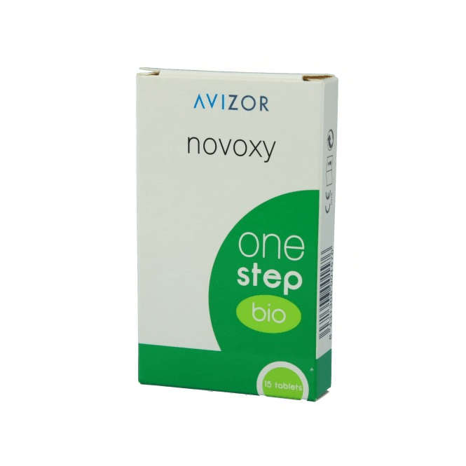 Avizor Novoxy One Step Bioindikator - 15 Tabletten