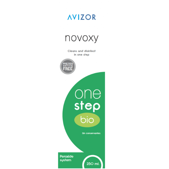 Avizor Novoxy One Step Bioindikator - 250ml & 30 Tabletten inkl. Behälter