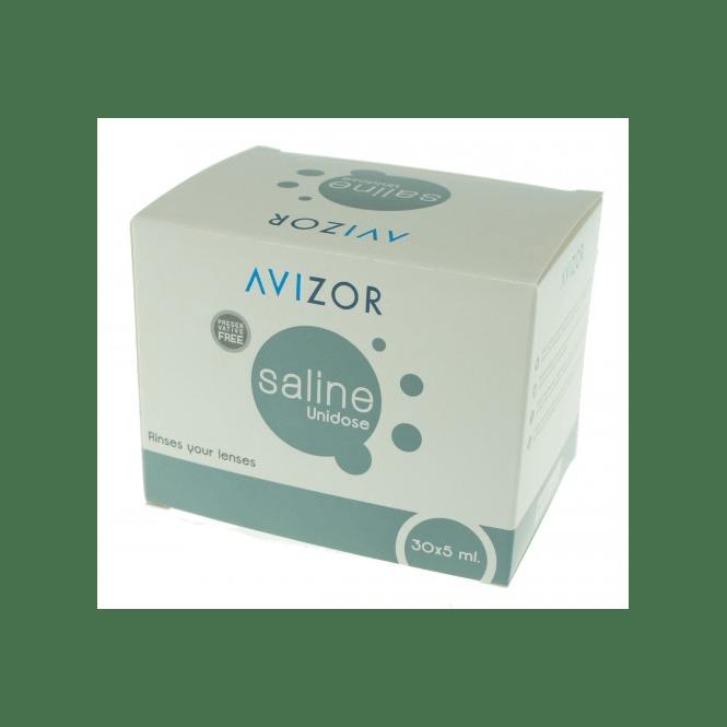 Avizor Saline Unidose - 30x5ml Ampullen