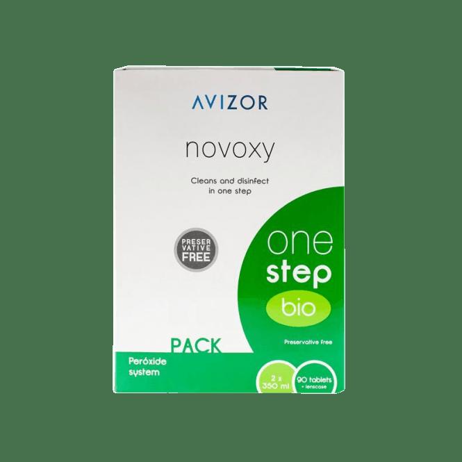 Avizor One Step Bioindikator - 2x350ml & 90 Tabletten, 1 Behälter