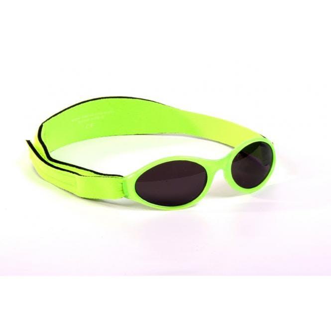 KidBanz Green (2-5 Jahre) Babysonnenbrillen von Baby Banz