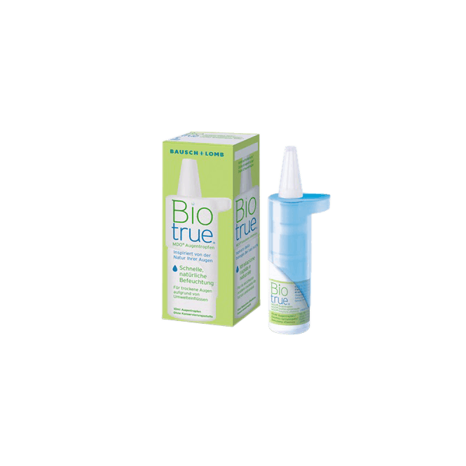 Biotrue Augentropfen - 10ml Flasche