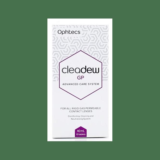 Cleadew GP Travel Kit - 40ml & 10 Tabletten