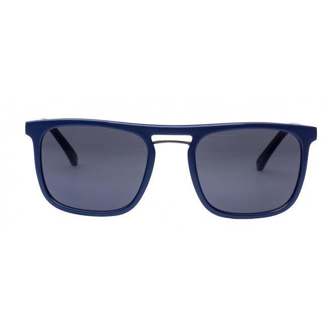 LENSVISION - #HotRio - dunkel blau / gun
