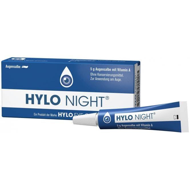 HYLO-NIGHT Augensalbe - 1x 5g