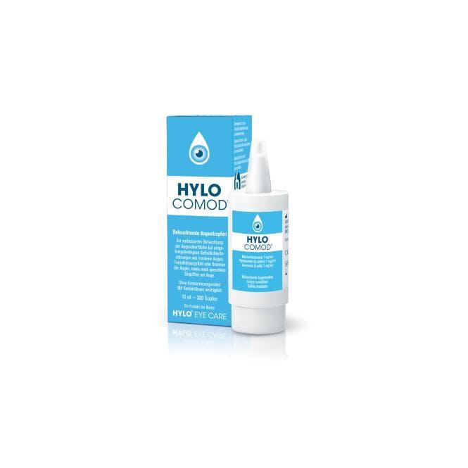HYLO-COMOD Augentropfen  - 10ml Flasche