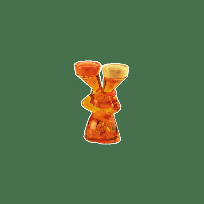 Koziol Luke Linsenbehälter - Orange