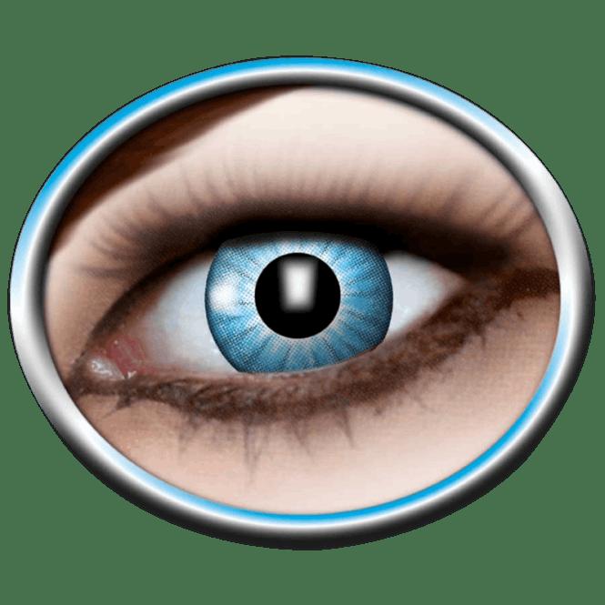 Electr Blue 809 - 2 Kontaktlinsen