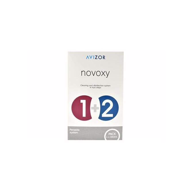 Novoxy 1+2 Multipack - 4x350ml