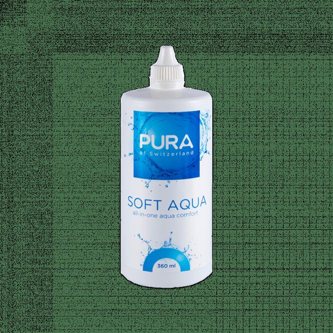 Pura Soft Aqua - 360ml + Behälter