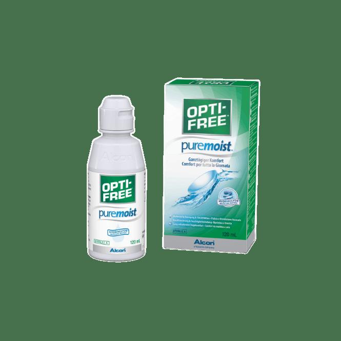 OptiFree PureMoist - 120ml inkl. Behälter