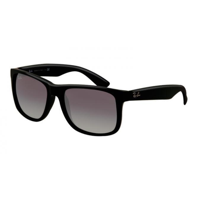 Ray-Ban Justin RB4165 - 601-8G Black 51-16