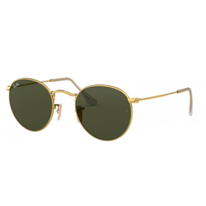 Ray-Ban ROUND METAL 50-21 RB3447 001 Arista