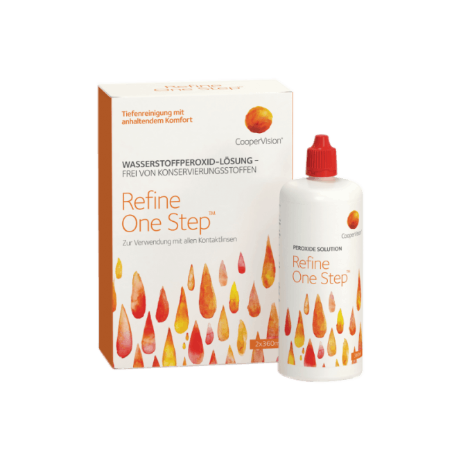 Refine One Step - 2 x 360ml